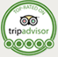 Top Ranked on Trip Advisor