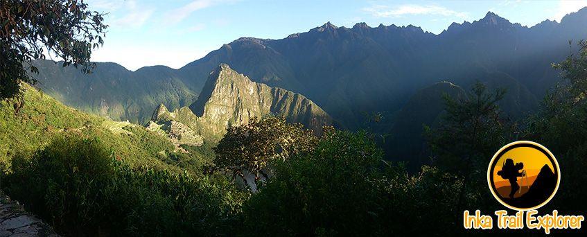 Inca Trail tours to Machupicchu