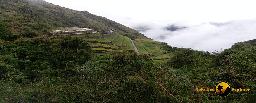 Inca trail hike