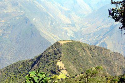 Choquequirao Trail Peru