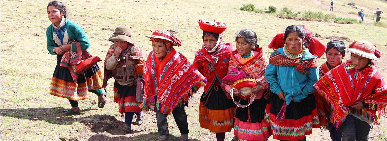 Lares Trek to Machu Picchu 4D/3N