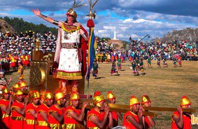 Inti Raymi – Sun Festival