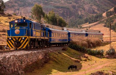 Machu Picchu by Train 2D/1N