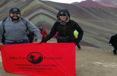 Rainbow Mountain Peru Trek 2D/1N