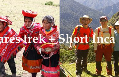 Lares Trek & Short Inca Trail 5D/4N